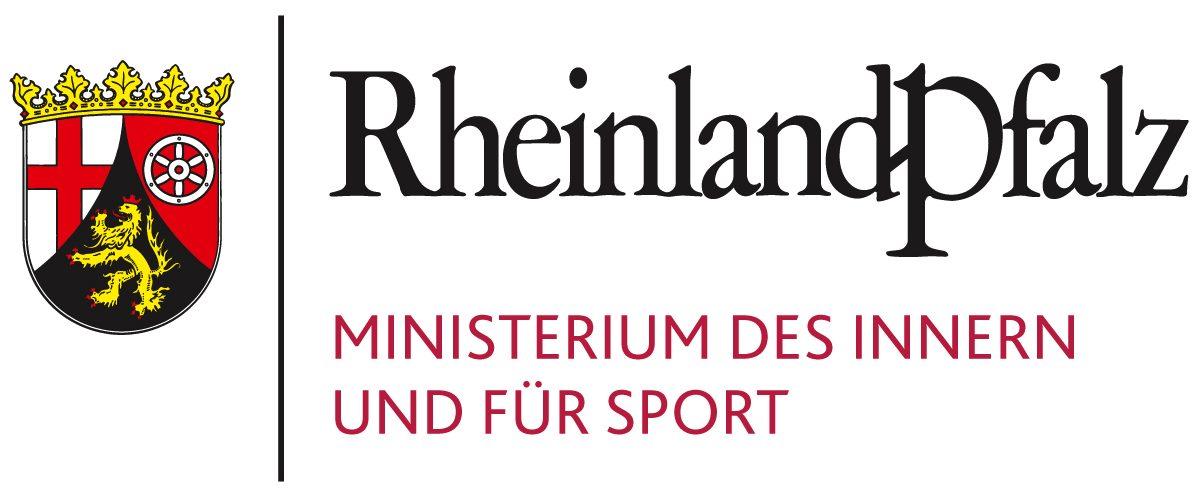 Logo Ministeriums des Inneren und für Sport