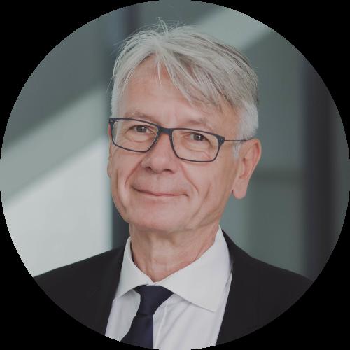 Porträt Dr. Klaus Weichel, Oberbürgermeister der Stadt Kaiserslautern