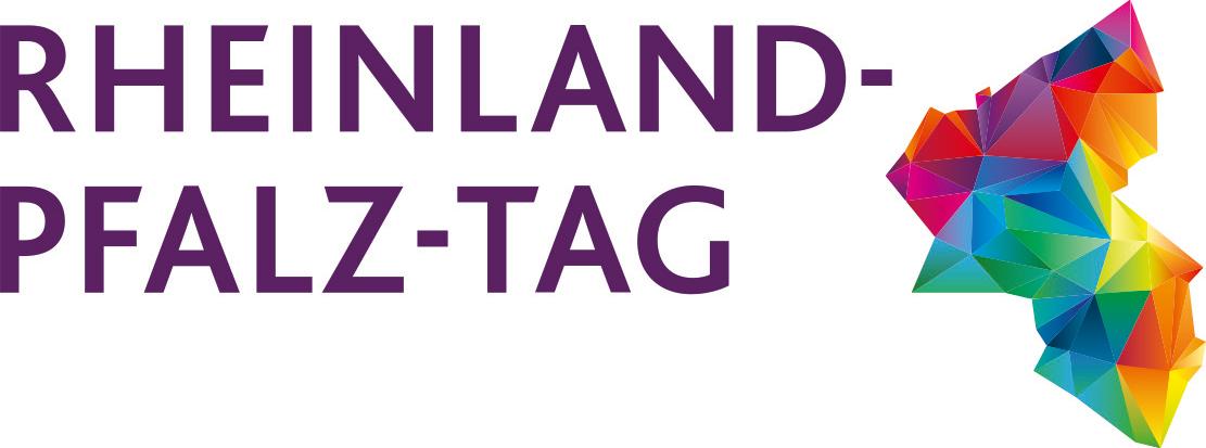 Logo des Rheinland-Pfalz-Tages 2019 in Annweiler