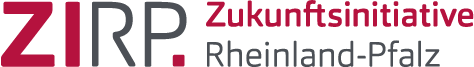 Logo der ZIRP (Zukunftsinitiative Rheinland-Pfalz)