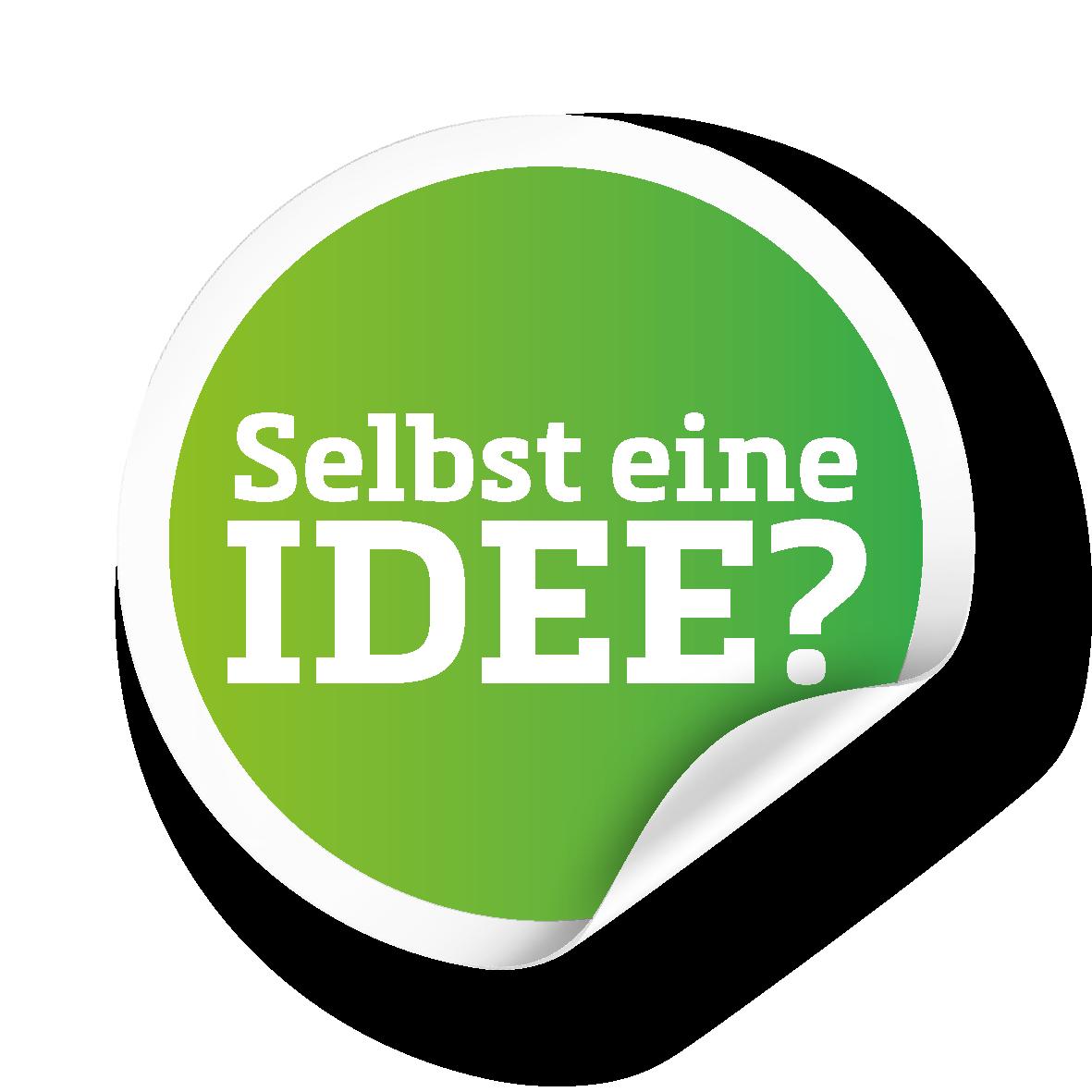 Grüner Button mit der Aufschrift