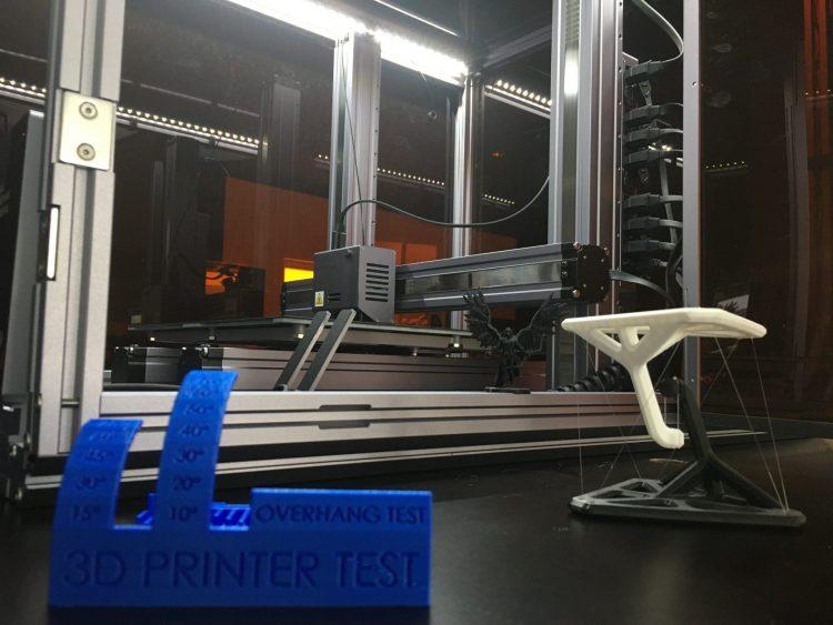 3D-Drucker in der Bahnhofstraße